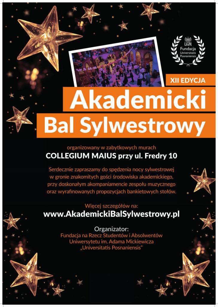 Bal Sylwestrowy w Poznaniu